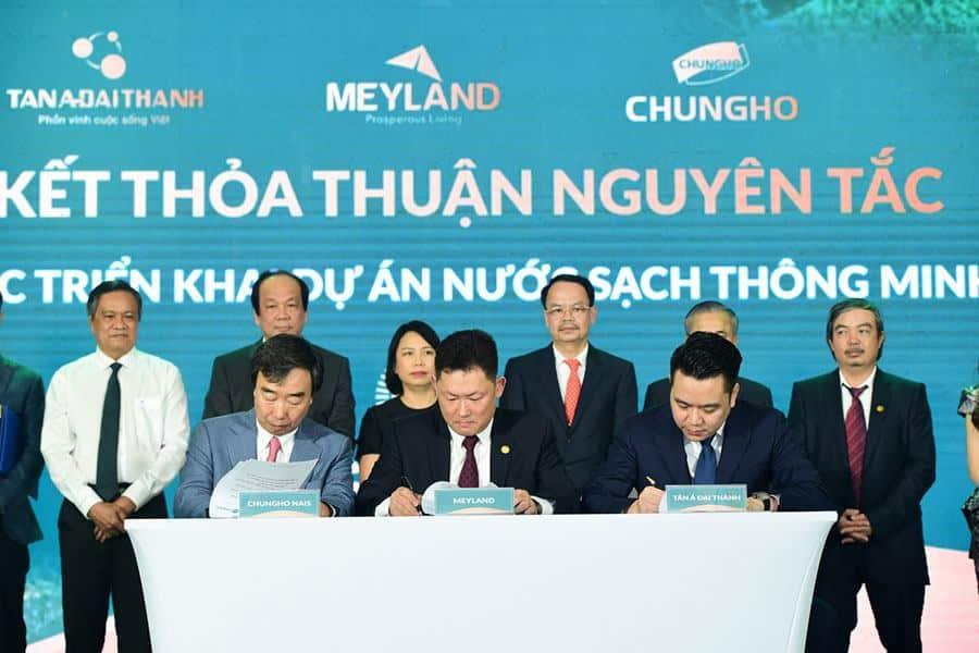Tân Á Đại Thành Ra Mắt Khu Đô Thị Meyhomes Capital Phú Quốc
