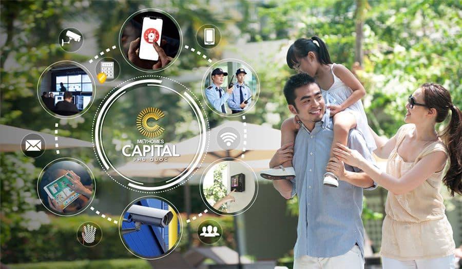 Meyhomes Capital Phú Quốc sẽ là đô thị thông minh đầu tiên tại Phú Quốc.