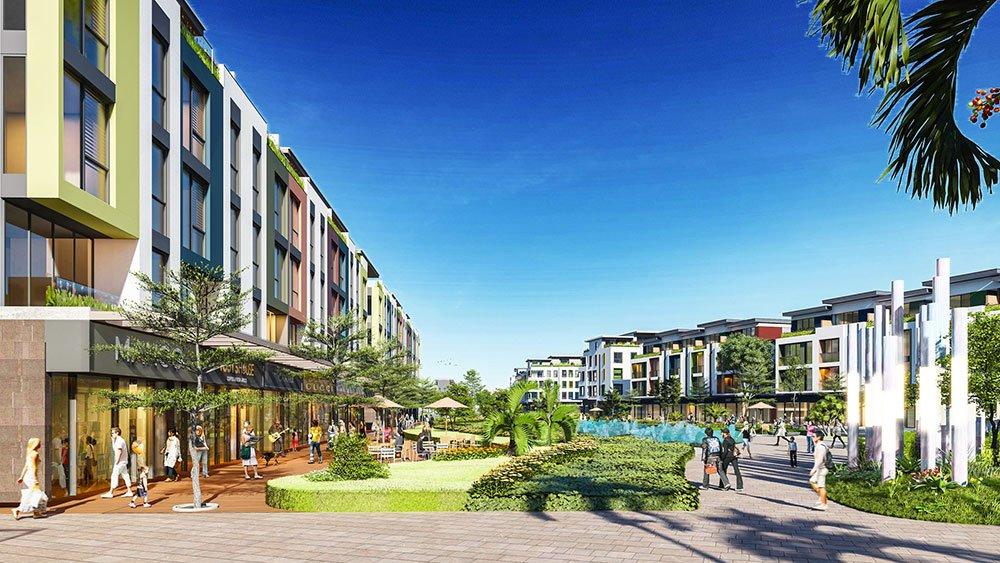 Các mini hotel, shophouse tại Meyhomes Capital Phú Quốc có mức giá hấp dẫn.
