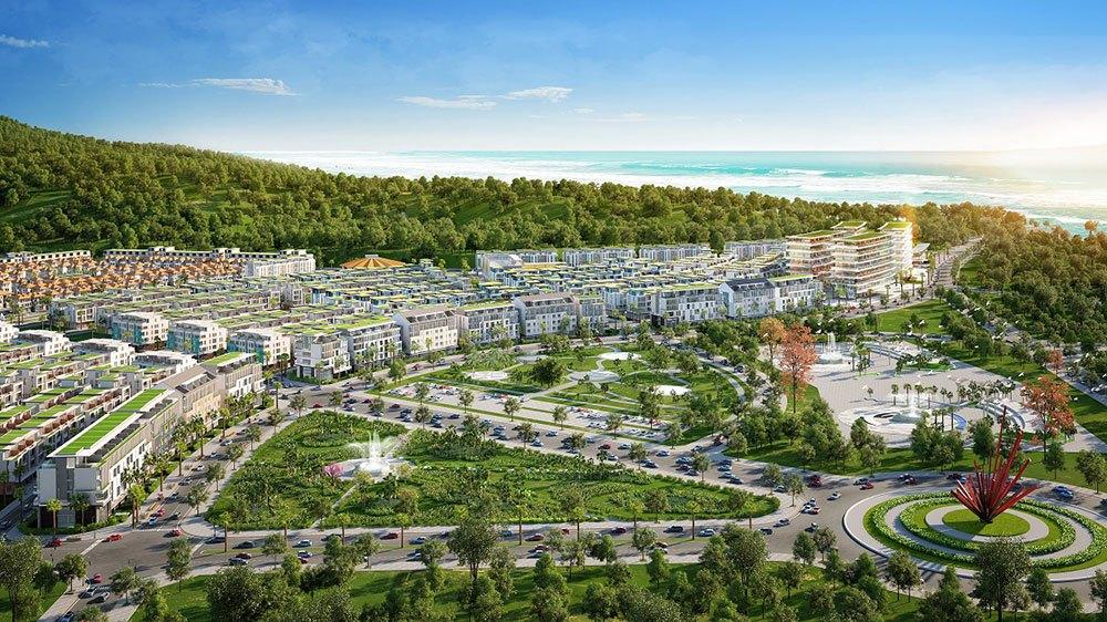 Diện mạo đô thị Phú Quốc sẽ có nhiều thay đổi khi trở thành đặc khu kinh tế.